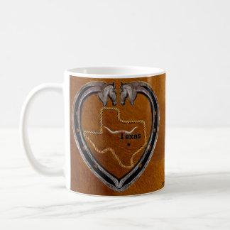 Texas-Stolz Kaffeetasse