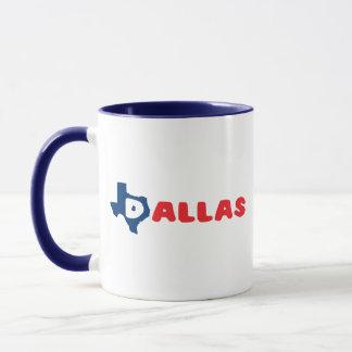 Texas zitiert Dallas Tasse