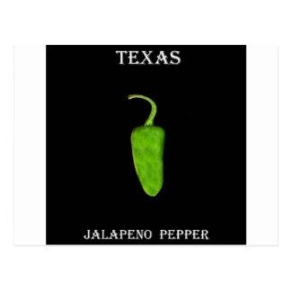 Texasjalapeno-Pfeffer 1 .jpg Postkarte