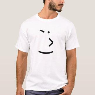 Text Wink T-Shirt