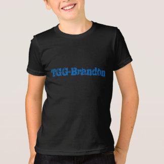 TGG-Brandon Shirt (Schwarzes)