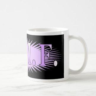 TGIF - Danken Sie Gott, den es Freitag ist Kaffeetasse
