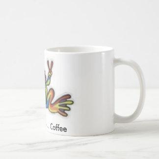 th_frogg, Friedens… Liebe-… Kaffee Kaffeetasse