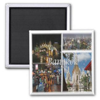 TH * Thailand - Bangkok Thailand Quadratischer Magnet