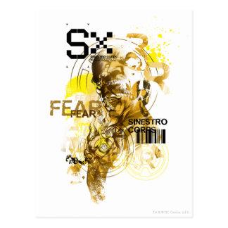 Thaal Sinestro 11 Postkarte