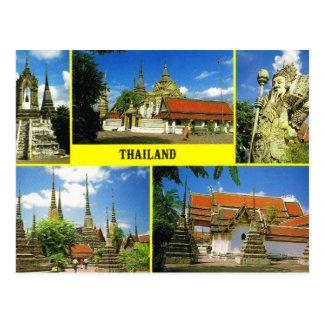 Thailand, Bangkok Postkarte
