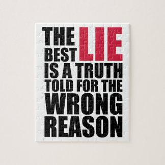 The Best Lie