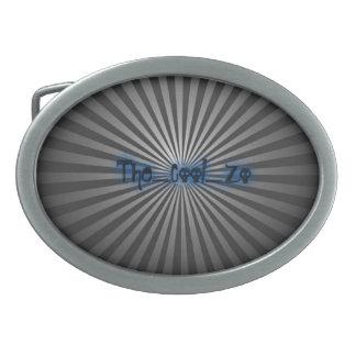 The_Cool_Zo Gurt Bucle Ovale Gürtelschnallen