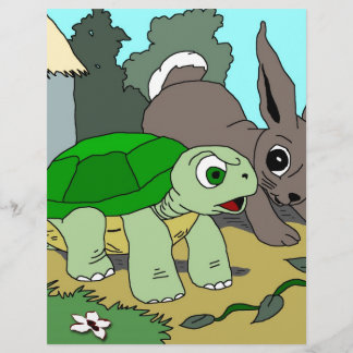 The- Tortoise and The Haresammlung 1