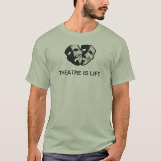 Theater ist Leben T-Shirt