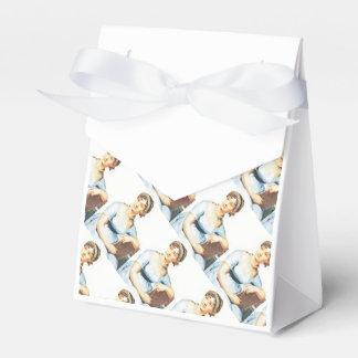 Thema-Gastgeschenk-Kasten Janes Austen Geschenkschachtel