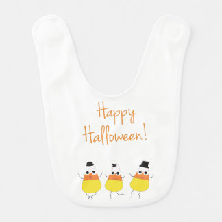 Themenorientierter Schellfisch Halloweens mit Babylätzchen
