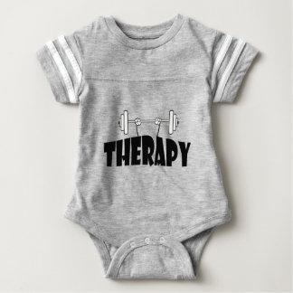 Therapie Baby Strampler