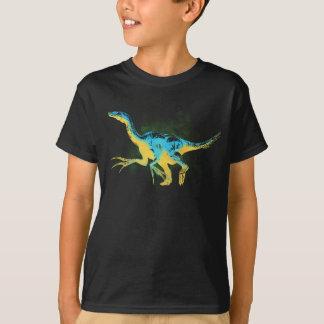 Therizinosaurus-Dunkelheits-T - Shirt