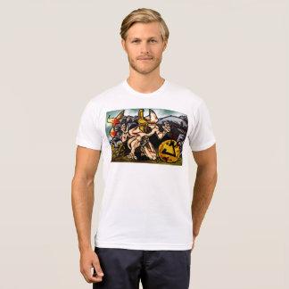 Theseus tötet das Minotaur T-Shirt