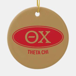 Theta-Chi | Vintag Keramik Ornament