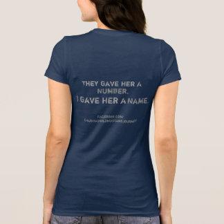 TheyGaveHerANumber, IGaveHerAName Mustang-T - T-Shirt