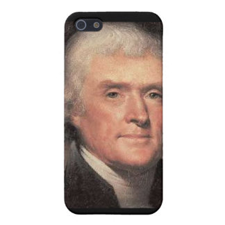 Thomas Jefferson iPhone 5 Schutzhülle
