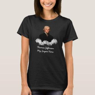 Thomas Jefferson - mein Superheld - T - Shirt