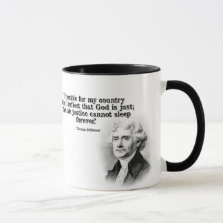 Thomas Jefferson Tasse