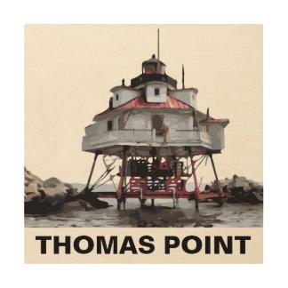 THOMAS-PUNKT-LICHT HOLZDRUCK