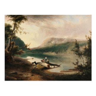 Thomas teigig - Delaware Water Gap Postkarte