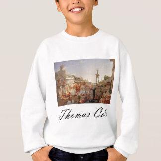 ThomasCole der Kurs der Reich-Vollendung Sweatshirt