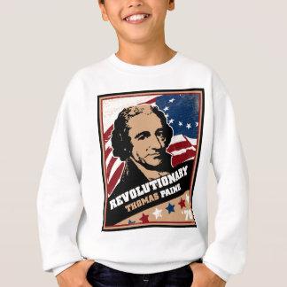 thomaspaine-revolutionär sweatshirt