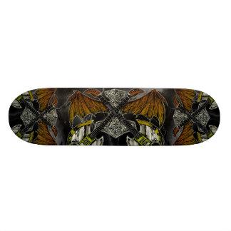 Thor-Hammer der Gott-Gitarren Skateboard Brett