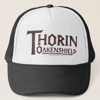 THORIN OAKENSHIELD™ Logo Brown Truckerkappe