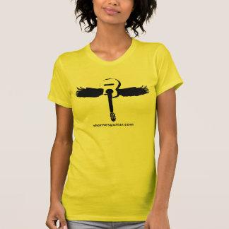 Thornes Fliegen-Gitarre T-Shirt