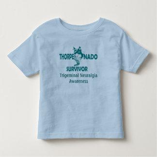 Thorpenado Überlebend-Kleinkindt-shirt Kleinkind T-shirt