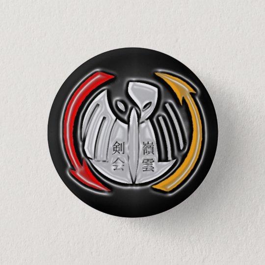 THOTH Symbol rund Runder Button 3,2 Cm