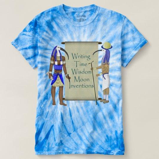 Thoths die Krawatten-T - Shirt der Listen-Männer