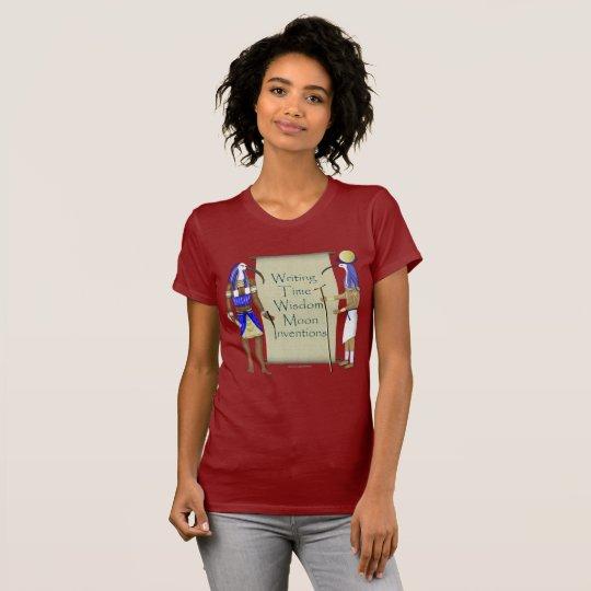 Thoths T - Shirt der Listen-Damen-Jersey