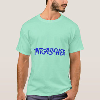 thrasher der T - Shirt-Entwurf Skateboarding T-Shirt