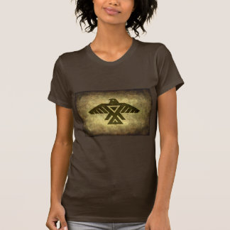 Thunderbird - Vintage Pergamentbeschaffenheit T-Shirt