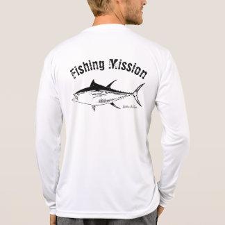 Thunfisch-Fischen-Auftrag-Shirt T-Shirt