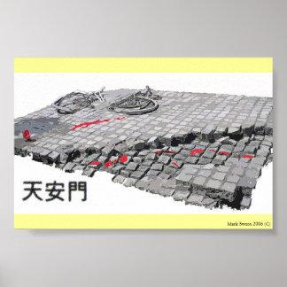 Tiananmen Poster