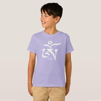 Tibetanische Ohm-Shirt-Kinder T-Shirt