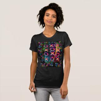 Tic-TAC-Zehe - neue Farben-Ausgabe T-Shirt