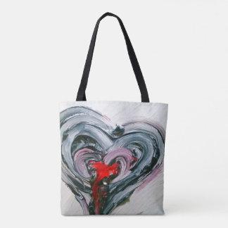 Tiefe Liebe Tasche