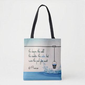 TIEFERE Taschen-Tasche Tasche