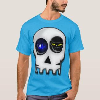 tiefes Skelett T-Shirt