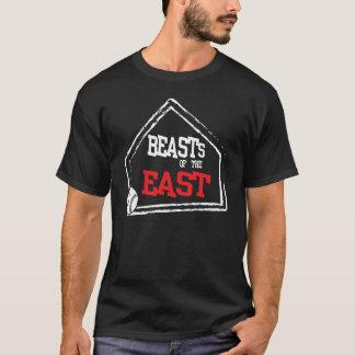 Tier des Ostbaseballt-shirts T-Shirt