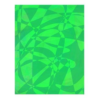 Tier-Grün Flyerdesign