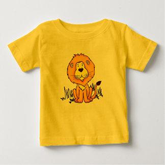 Tier-Löwe scherzt T - Shirt
