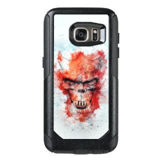 Tier-Schädel OtterBox Samsung Galaxy S7 Hülle