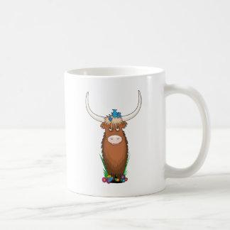 Tieralphabet-Yak Kaffeetasse