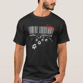 Tierbefreiung JETZT T-Shirt